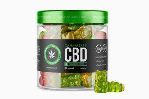 Cannaleafz CBD Gummies